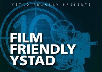 Film Friendly Ystad (pdf brochure) - Euroscreen