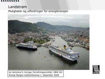 Medieresultater Pressemelding om reklamefilm med ... - Energi Norge