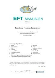 EFT Manual - Coach for Life
