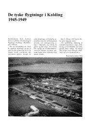 De tyske flygtninge i Kolding 1945-1949 - Kolding Kommune