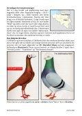 artikel: brevduen som langflyver - Dansk Brevduesport - Page 3