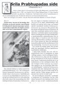 SIVARAMA SWAMI TILDELT DET GYLDNE KORS - ISKCON Danmark - Page 3