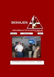 Oktober 2003 - Glostrup Skiclubs hjemmeside