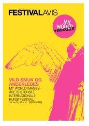 Festivalavis - My world images