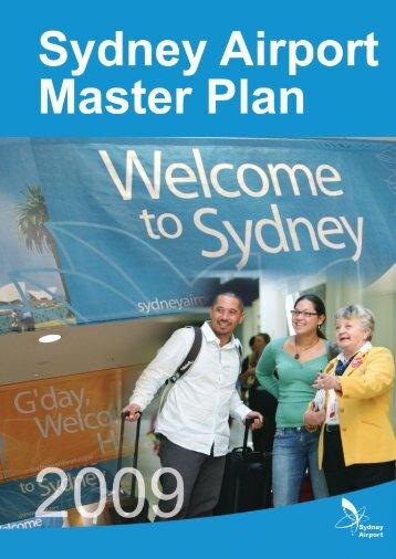 Master Plan 2009 - Sydney Airport