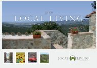 Toscana | Umbrien 2009 - Local Living