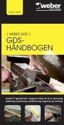 GDS- HÅNDBOGEN - Weber