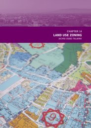 Chapter 14 land use zoning - Dublin City Council