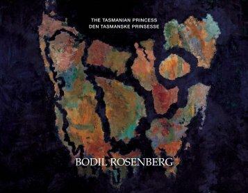 Den tasmanske prinsesse - Bodil Rosenberg