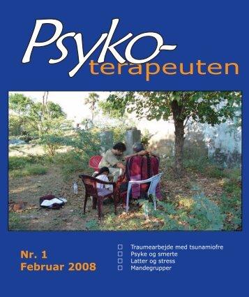 Traumearbejde med Tsunamiofre i Indien - SE Foreningen Danmark