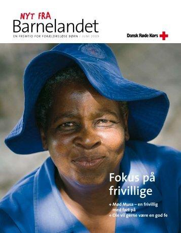 Barnelandet - Røde Kors