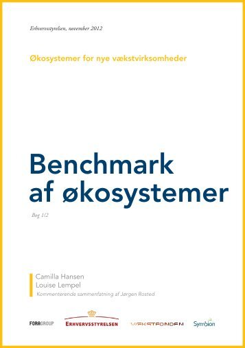Benchmark af økosystemer - FORA Group