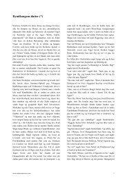 Dyndkongens datter (*) - andersenstories.com