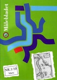 FAGLIG TEMADAG 2010 - Kort og Landmålingsteknikernes Forening