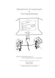 Report (PDF) - Anders Ejlersen
