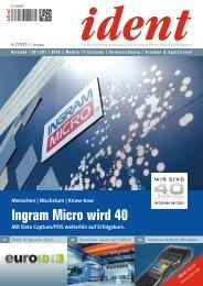 Ingram Micro wird 40