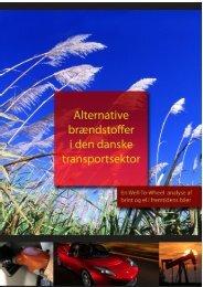Alternative brændstoffer i den danske transportsektor: En Well-to ...