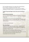 Dupuytrens kontraktur. Nålebehandling Patientinformation - Page 3