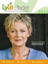 LyLe Bladet - Kræftens Bekæmpelse