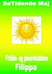 Klubblad maj 2013 - og juniorklubben Filippa