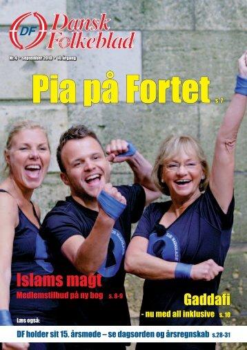 Islams magt - Dansk Folkeparti