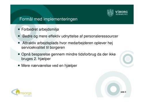 Implementering - Midtlab