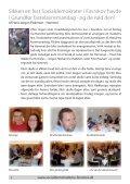Den røde tråd April 09 - Socialdemokraterne i Favrskov - Page 6