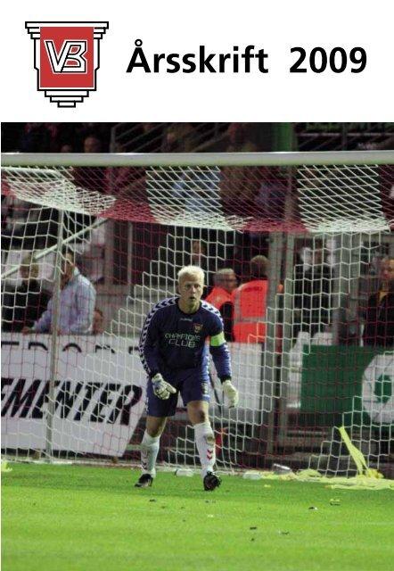 Årsskrift 2009 - Vejle Boldklub