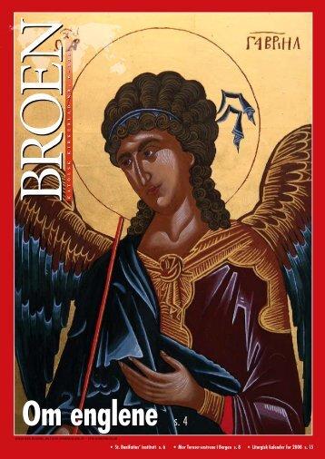 Om englene s. 4 - Den katolske kirke