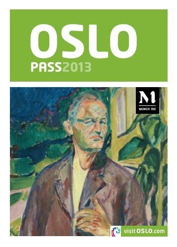 Oslo Pass-boken - VisitOslo