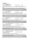 plageskue-katalog med resultater-2011 - Plageskuet på Dorthealyst - Page 2
