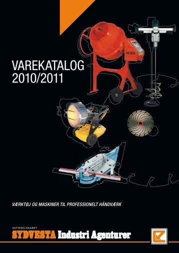 104940 Katalog 2010/11.indd - Sydvesta