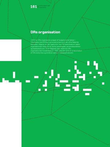 161 DRs organisation