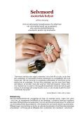 SELVMORD - ESOTERISK BELYST - Erik Ansvang - Visdomsnettet - Page 3