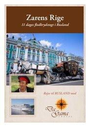 Zarens Rige - DaGama Travel