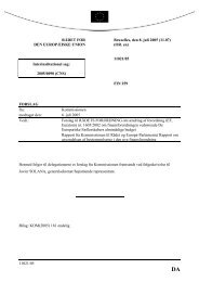 Hent PDF-fil her - Folketingets EU-oplysning