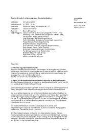 Referat af møde 4 i referencegruppen 13.02.2012 - Viborg Kommune