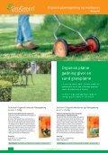 Bæredygtig havepleje - E. Marker A/S - Page 6