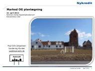 Marked OG planlægning - Dansk Byplanlaboratorium