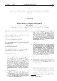 Direktiv 2007/2/EF - EUR-Lex - Europa