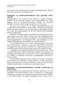 Kontinuitet og helhed i overgangen fra børnehave til skole - NTNU - Page 6