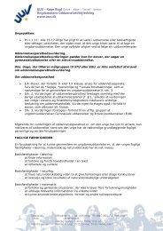 Ny opgave: Uddannelsesparathedsvurdering, med ... - UUV Køge Bugt