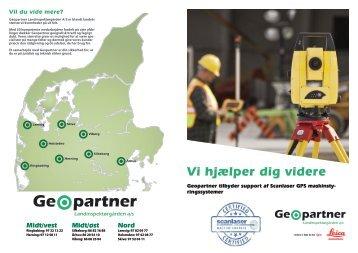 Læs mere og se vores medarbejdere tilknyttet GPS maskinstyring her