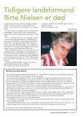 Lungeforeningen Boserup Minde - LungePatient.dk - Page 7