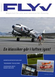 FLYV - Modelflyvning Danmark