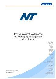 Uddybende notat_NT 290811 - Nordjyllands Trafikselskab