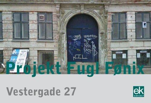 Projekt Fugl Føniks i PDF-udgave - Kornerup