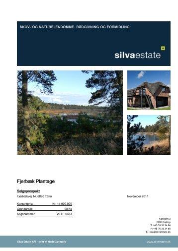Fjerbæk Plantage - Jagt og natur.dk