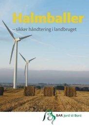 Halmballer - sikker håndtering i landbruget - LandbrugsInfo