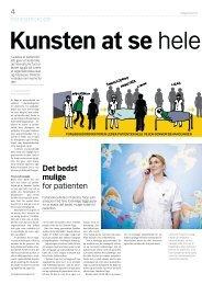 Kunsten at se hele forløbet - Region Hovedstaden